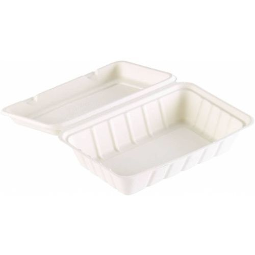Pudełko białe   239x156x63 mm   240szt. (pojemnik gastronomiczny)