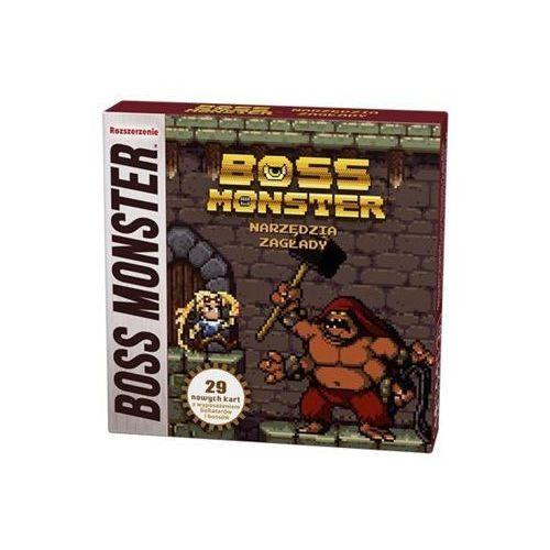 Trefl kraków Dodatek 3 boss monster - narzędzia zagłady - darmowa dostawa od 199 zł!!! (5904262950514)