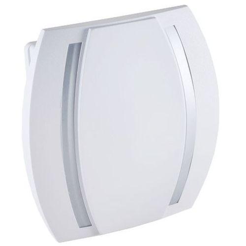Dzwonek ORNO Kameleon Gong 8V Biało-Srebrny