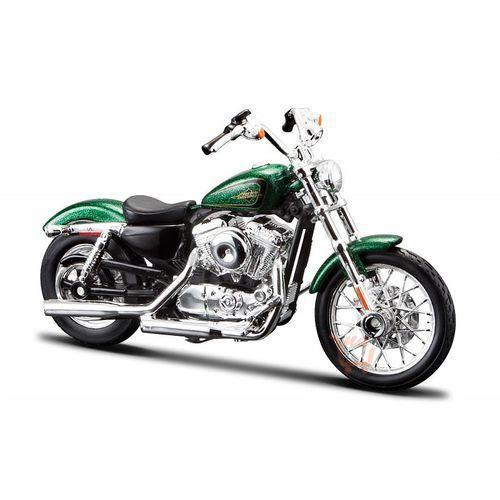 Maisto Harley Davidson 2012 XL 1200V Seventy-Two - podstawka 1/18