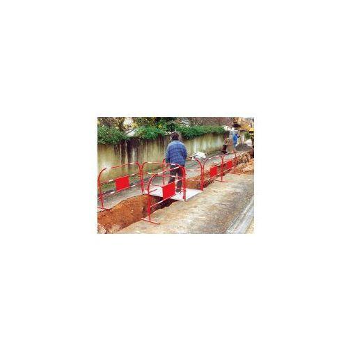 Procity Kładka dla pieszych u-28 zabezpieczająca wykopy - wymiar 2982 x 1000 mm