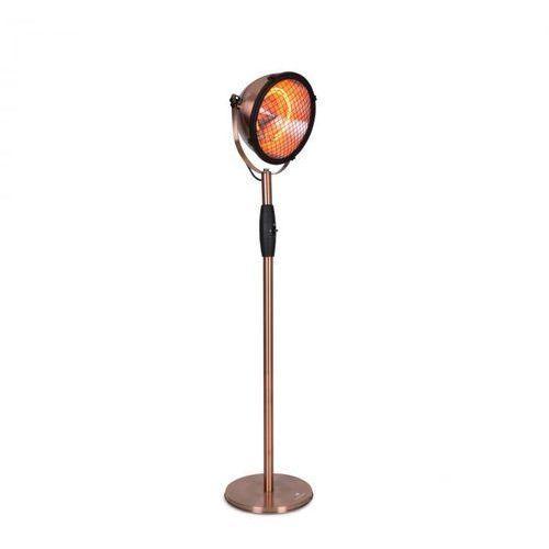 Blumfeldt Heatspot Tarasowy grzejnik promiennikowy 900/ 1200/ 2100 W IR ComfortHeat kolor miedziany