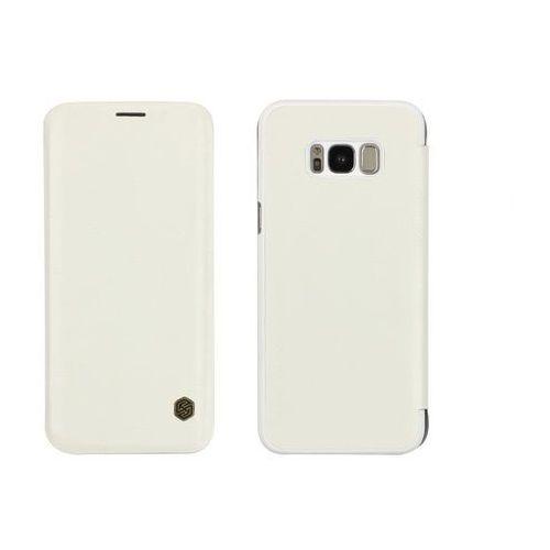 Nillkin Samsung galaxy s8 plus - etui na telefon qin - białe