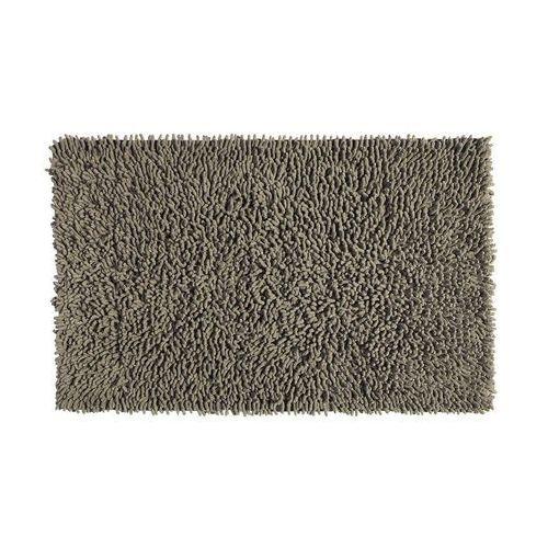 Dywanik łazienkowy VELVET SZARY 50 x 80 cm SENSEA (3276200249564)
