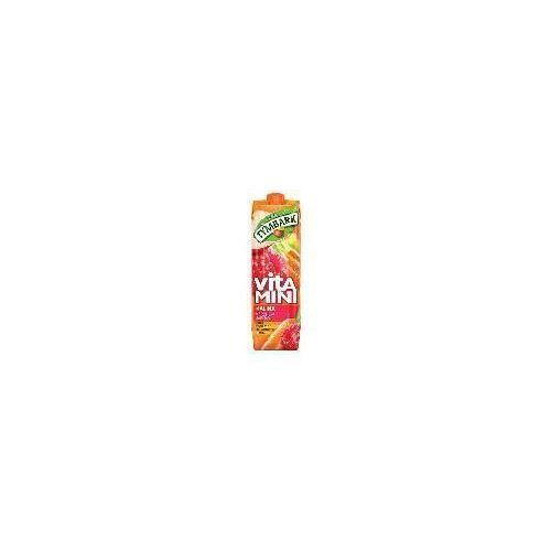 Sok Vitamini Malina Marchew Jabłko 1 l Tymbark (5900334009869)