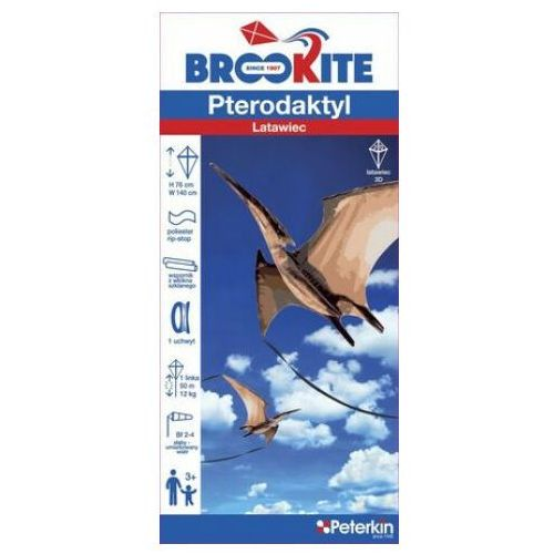 Brookite Latawiec Pterodaktyl
