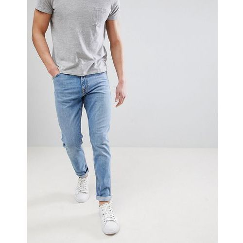 Weekday Sunday Dust Blue Jeans - Blue, jeansy