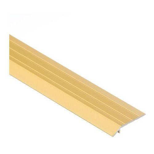 Cezar Listwa skośna 30 mm x 5 mm x 2 m złota (5904584833328)