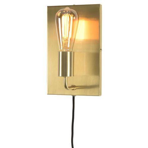 It's About RoMi Lampa ścienna MADRID/WA/GO złota, rozmiar L MADRID/WA/GO