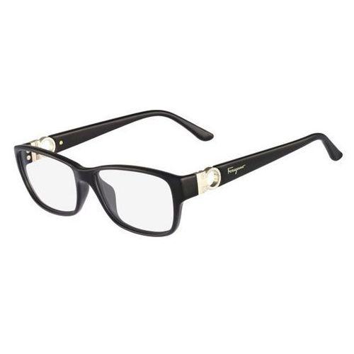 Salvatore ferragamo Okulary korekcyjne sf 2666r 001