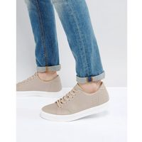 River Island Trainers In Dusty Pink With Contrast Sole - Pink