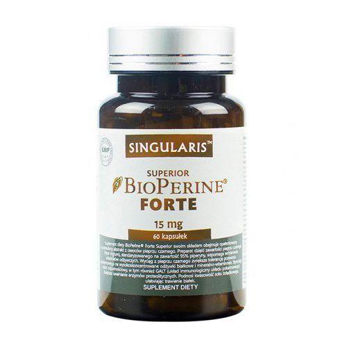 BIOPERINE® FORTE 15mg 60 kaps SINGULARIS Superior