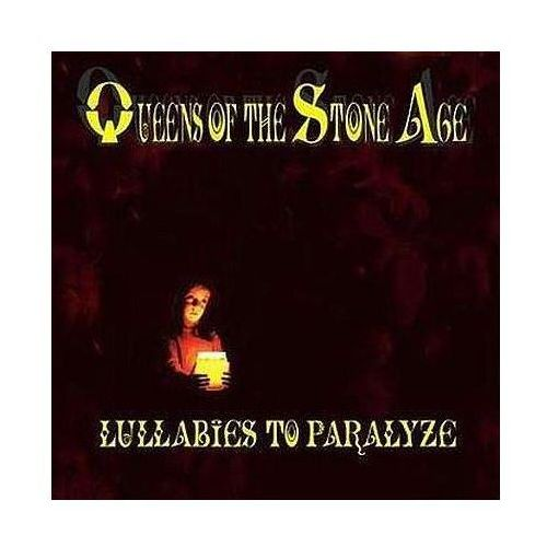 QUEENS OF THE STONE AGE - LULLABIES TO PARALYZE (CD) (metal)