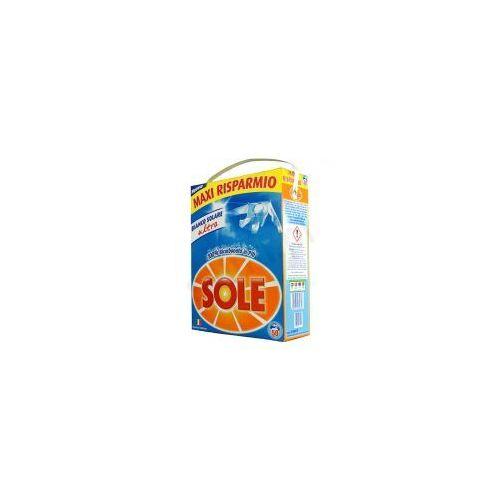 bianco ultra - włoski proszek do prania białych ubrań (3,25 kg - 50 prań) marki Sole