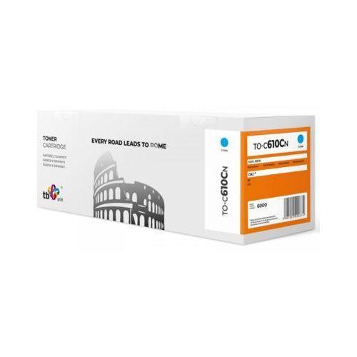 TB Print Toner do OKI C610 TO-C610CN cyan 100% nowy, 1_688350