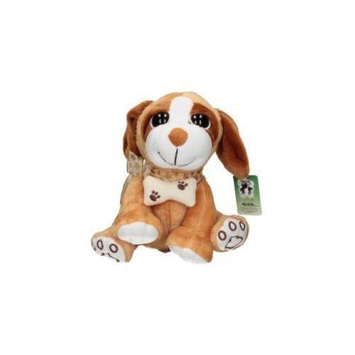 pies florek 20 cm, ciemnobrązowy marki Axiom