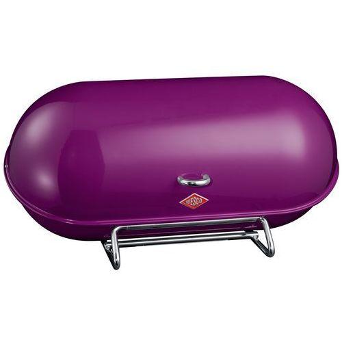 Pojemnik na pieczywo breadboy fioletowy marki Wesco