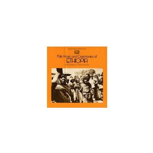 Folk Music Of Ethiopia / Var (0093070435421)