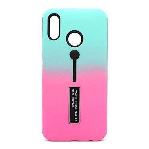 Etui Huawei P20 Lite Vennus Ring różowe (5900217252672)