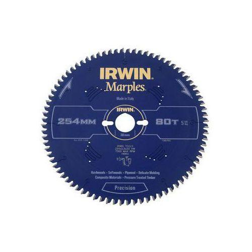Irwin marples Tarcza do pilarki tarczowej 254mm/80t m/30 śr. 254 mm 80 z