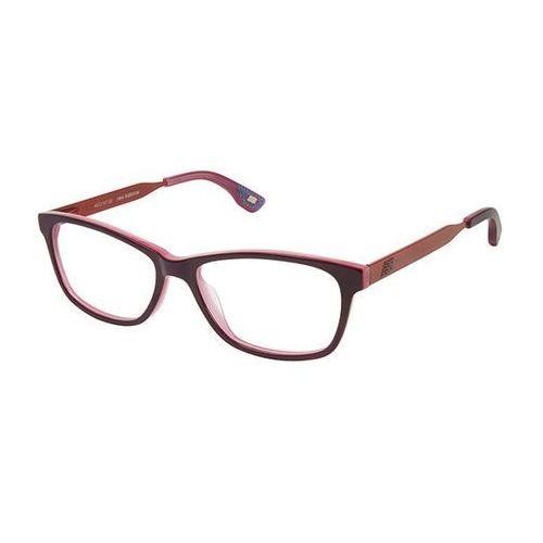New balance Okulary korekcyjne nb5022 kids c04