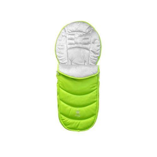 Kiddy Śpiworek do wózka Evostar 1 Spring Green (4009749366749)