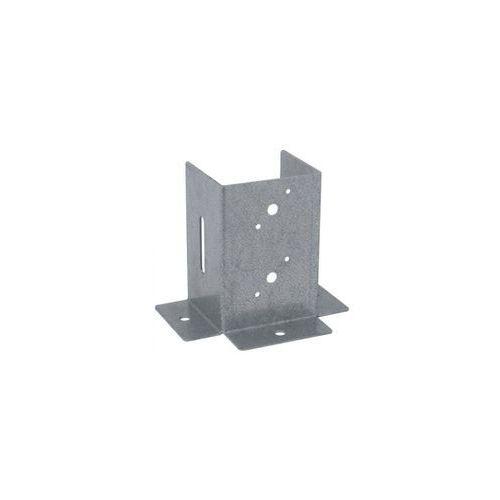 Domax Podstawa słupa metalowa 7 x 7 cm psp70 dx (5907708144980)