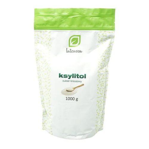 Ksylitol fiński Danisco cukier brzozowy 1 kg Intenson (5902150280408)