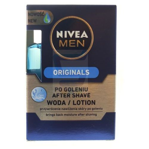 NIVEA MEN Woda p/goleniu ORYGINAL 81362, towar z kategorii: Wody po goleniu