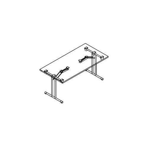 Stół psc07 - składany, wymiary: 139x69,5x72,5 cm marki Svenbox