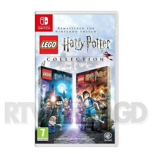 Wb games Lego harry potter: collection