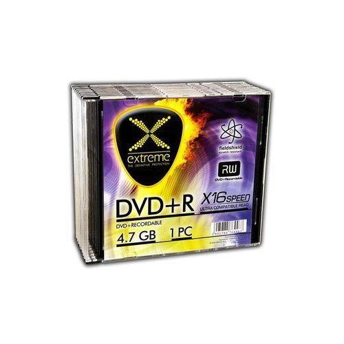 dvd+r extreme 4.7gb 16x slim (10szt.) / darmowa dostawa / darmowy odbiór osobisty! marki Esperanza