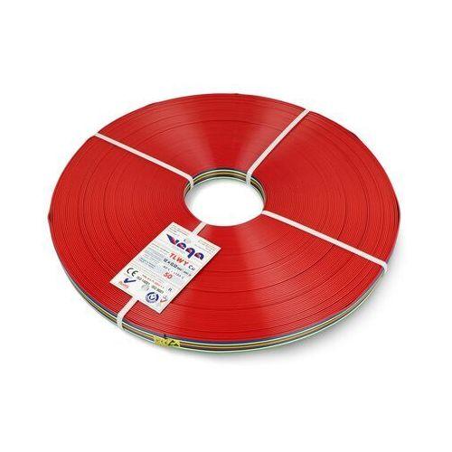 Przewód wstążkowy TLWY - 12x0,12mm²/AWG 26 - wielokolorowy - 50m, kolor kolorowy