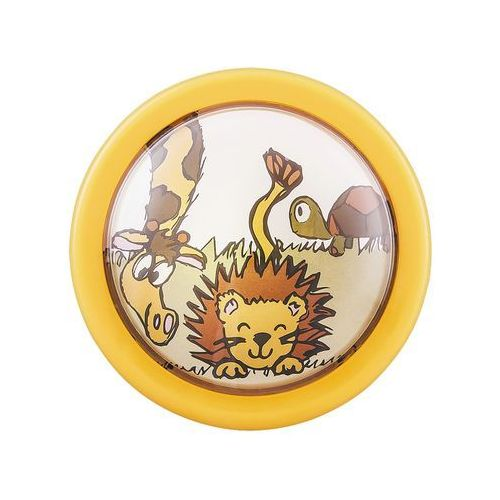 4565 leon lampa dziecięca, żółta marki Rabalux