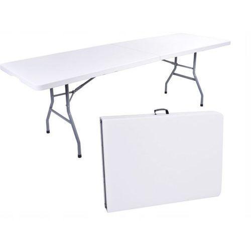 Stół prostokąt 180x76cm składany lux dobrebaseny (4895141316419)