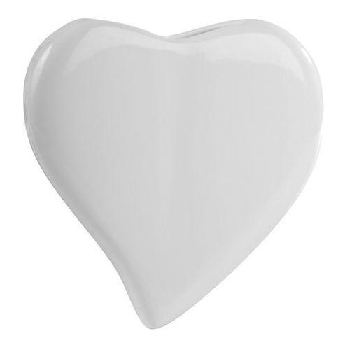 Metrox Nawilżacz ceramiczny serce białe