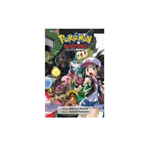 Pokemon Adventures Black & White 8, Kusaka, Hidenori