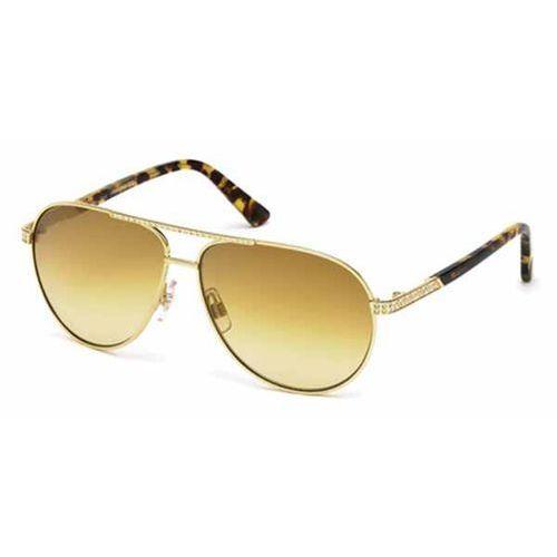 Swarovski Okulary słoneczne sk 0078 32f
