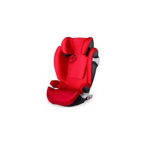 Fotel samochodowy Cybex Solution M-fix 2017, 15-36kg, Infra Red