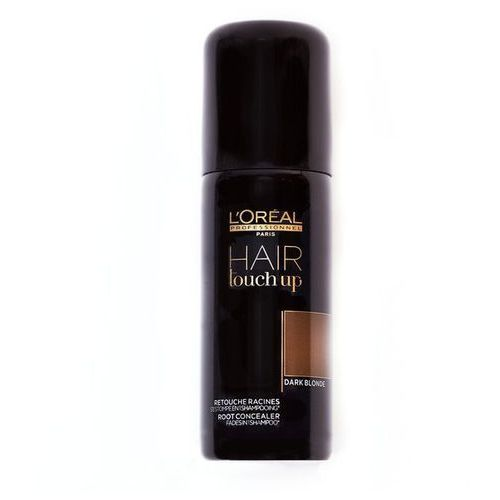 Loreal Hair Touch Up - Korektor widocznego odrostu - Ciemny Blond 75ml