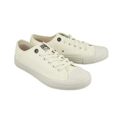 aa274a061 biały, półtrampki młodzieżowe marki Big star