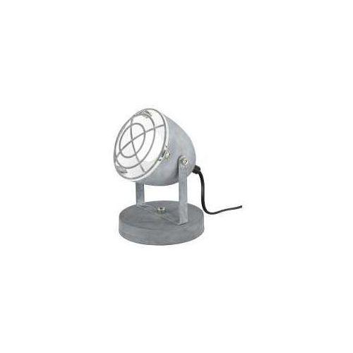 Reality cammy lampa stołowa siwy, 1-punktowy - nowoczesny - obszar wewnętrzny - cammy - czas dostawy: od 2-3 tygodni (4017807343168)