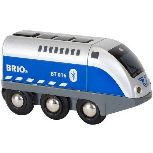 Brio Sterowana lokomotywa na baterie 33863 Niebieski Oscar (7312350338638)