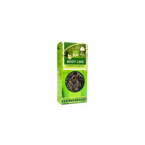 Herbata Body Line (odchudzanie) 50g BIO DARY NATURY (5902581616579)