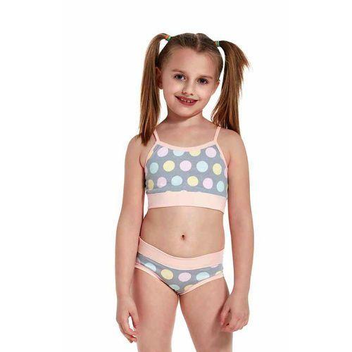 Figi kids girl 805/21 a'3 98-104, wielokolorowy, cornette marki Cornette