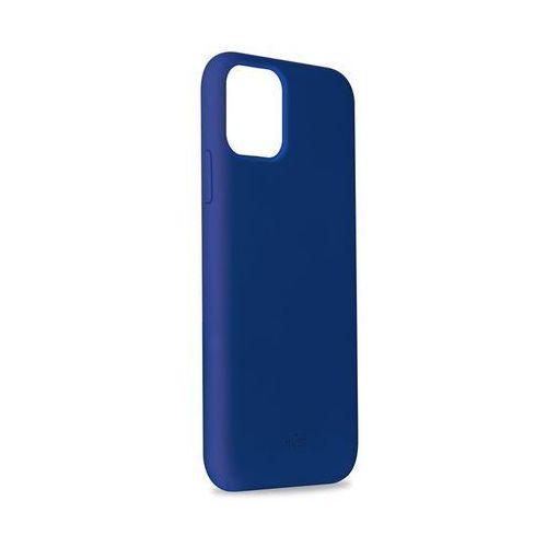 Puro icon cover etui obudowa do iphone 11 pro (granatowy)