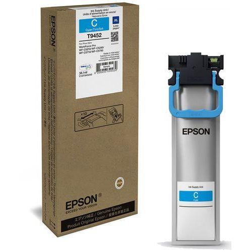 Epson tusz Cyan T9452 XL, C13T945240, C13T945240