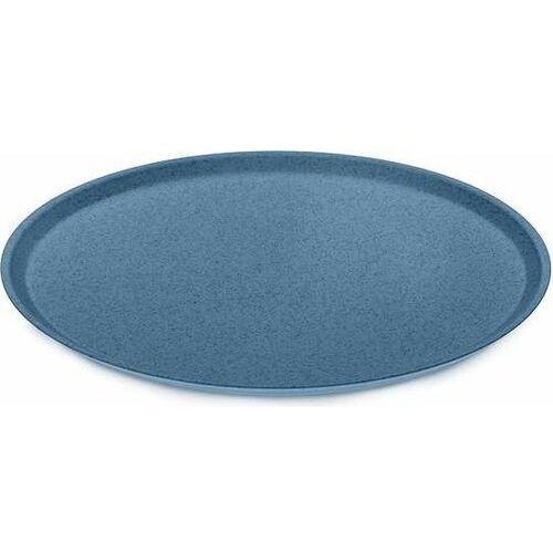 Koziol Talerz connect organic 25,5 cm ciemnoniebieski