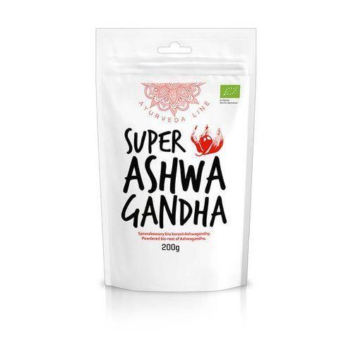 DIET FOOD 200g Super Ashwagandha Bio, 008195