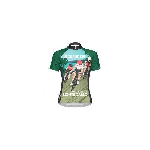 Damska koszulka rowerowa - Primal LE GRAND - nowość!